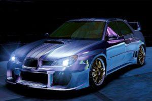 Samochody Subaru