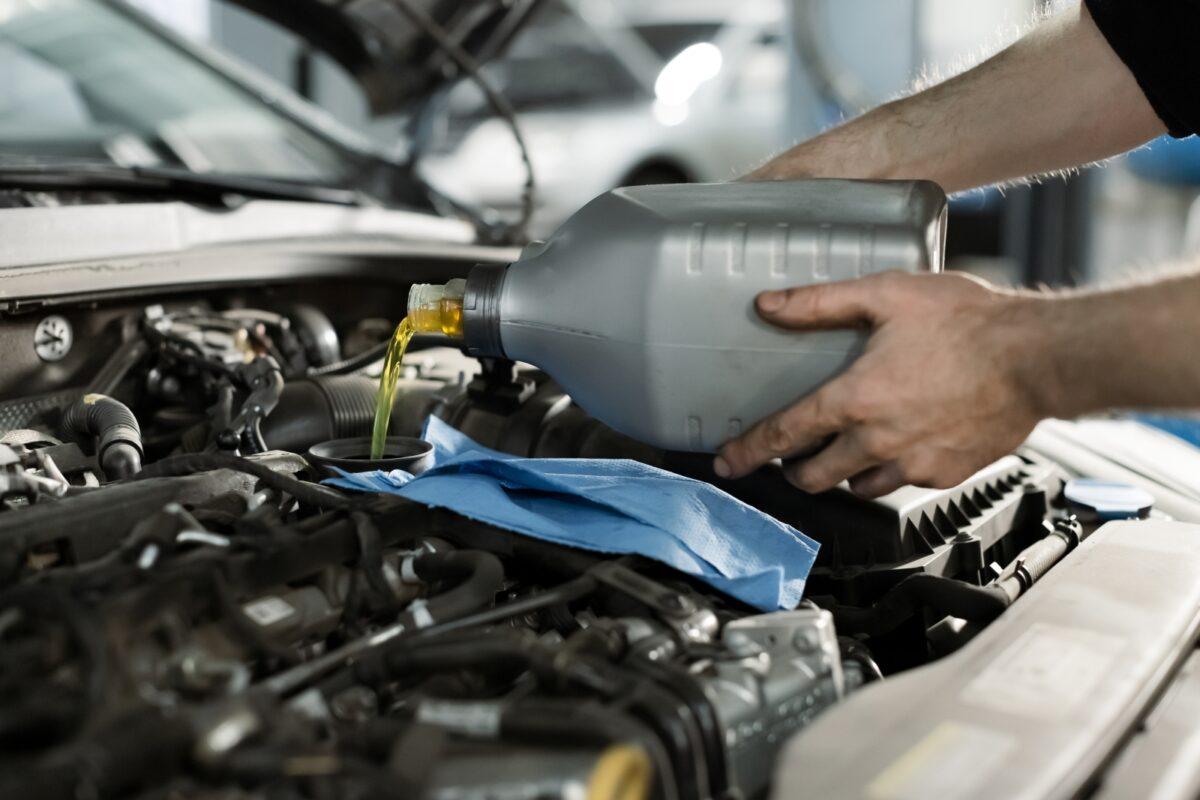 Preparat do regeneracji silnika jako nowy sposób na bezawaryjną jazdę